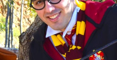 animacion infantil Harry Potter