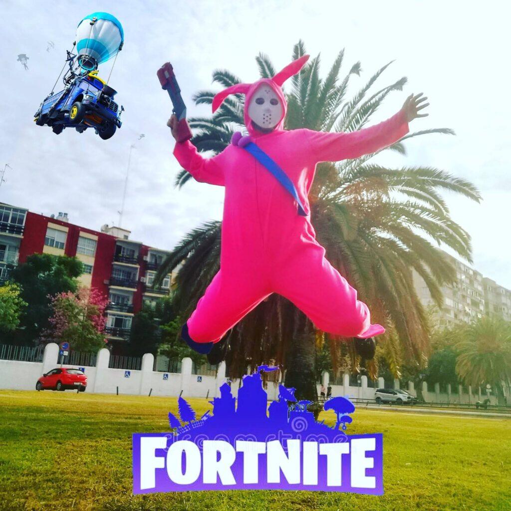 Animaciones infantiles de Fortnite